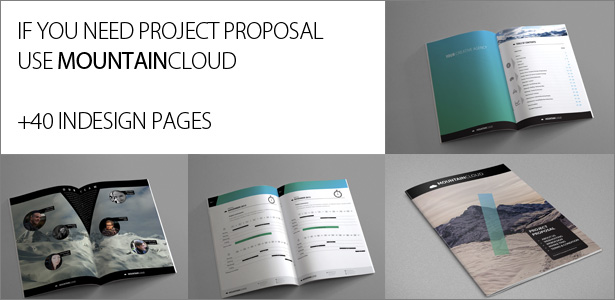 Mountain Cloud - Proposal with Contract &#38; Invoice